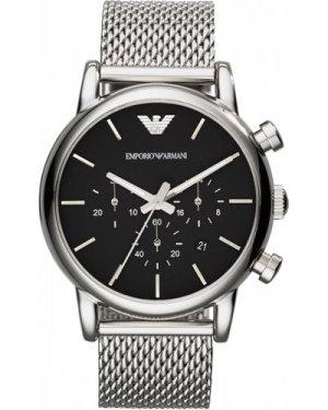 Mens Emporio Armani Chronograph Watch AR1811