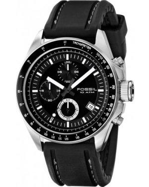 Mens Fossil Decker Chronograph Watch CH2573