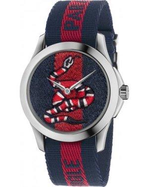 Unisex Gucci Le Marche des Merveilles Watch YA126493