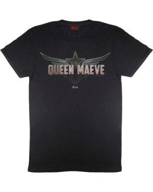 The Boys Queen Maeve Logo Women's Boyfriend Fit T-Shirt