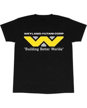 Alien Building Better Worlds Men's T-Shirt