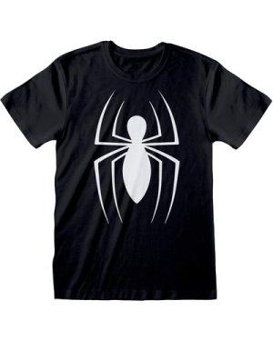 Marvel Comics Spider-Man Classic Logo Men's T-Shirt