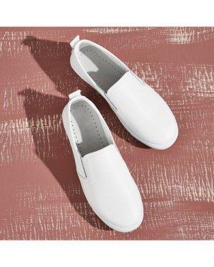 Slip On Wide Fit Sneakers