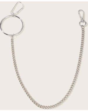 Ring Decor Waist Chain