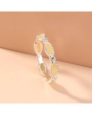 1pc Geometric Luminous Ring