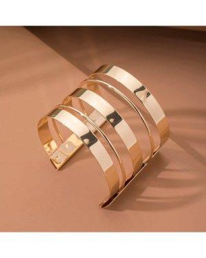Hollow Out Cuff Bracelet