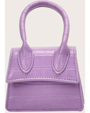Mini Flap Satchel Bag
