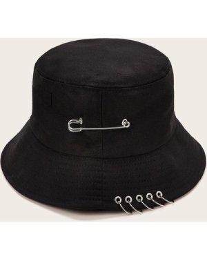 Ring Decor Bucket Hat