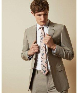 Silk Floral Tie