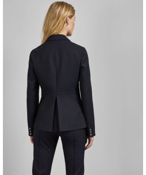 Spotted Suit Jacket