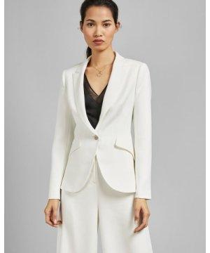 Ivory Tailored Jacket
