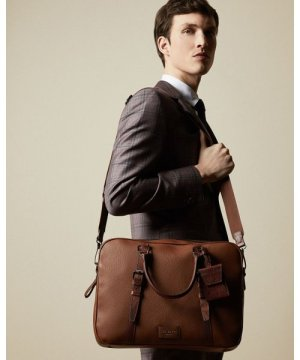 Leather Document Bag