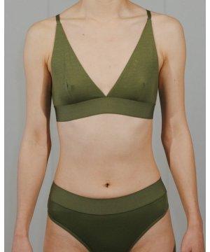 Triangle Bra - Bamboo Jersey Elast