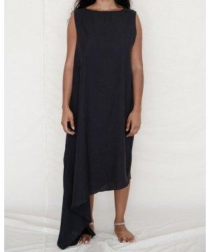 Fawn Dress - Linen/cotton