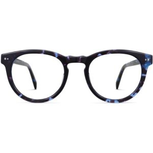 Hayes eyeglasses in Riverbed Tortoise (Non-Rx)