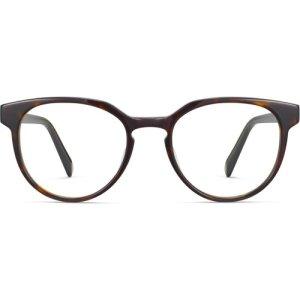 Wright eyeglasses in Cognac Tortoise (Non-Rx)