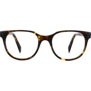 Marbury eyeglasses in Stout Tortoise (Non-Rx)