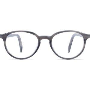 Watts eyeglasses in Greystone (Non-Rx)