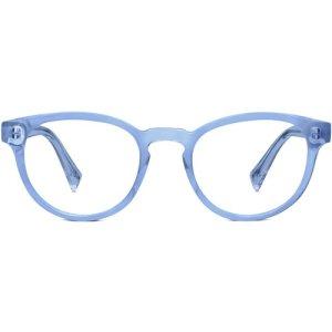 Percey Extra Narrow eyeglasses in tidal blue (Non-Rx)