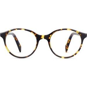 Farris Narrow eyeglasses in Mesquite Tortoise (Non-Rx)