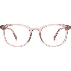 Durand (medium) eyeglasses in Rose Water (Non-Rx)