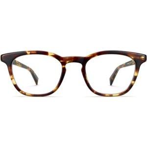 Turner eyeglasses in Root Beer (Non-Rx)