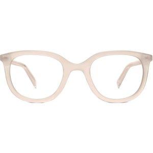 Laurel 17 Eyeglasses in Rose Quartz Non-Rx