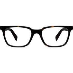 Wilder Eyeglasses in Whiskey Tortoise Non-Rx