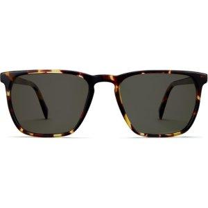 Sutton sunglasses in Walnut Tortoise (Non-Rx)