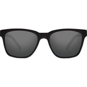 Barkley Wide sunglasses in Black Matte Eclipse (Non-Rx)
