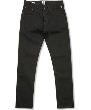 Castlefield Skinny Fit Jeans (Black Rinse, 38W 34L, Slim)