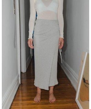 Brig Skirt - Fleece Rib