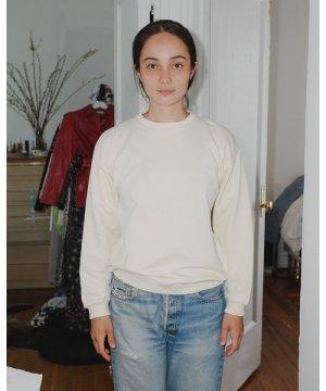 Loose Sweat Shirt - Italian Fleece