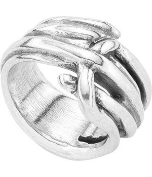 """trenzado"" ring"