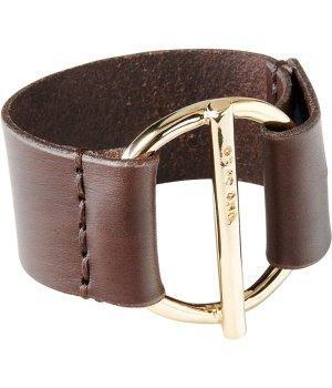 """""""watt's up - brown"""" bracelet"""
