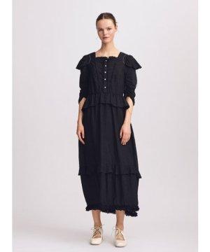 Jayne Black Dress - Last one (S) by Renli Su