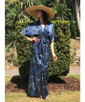 Gloria Kimono Wrap dress by Tallulah & Hope