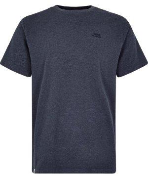 Weird Fish Fished T-Shirt Navy Marl Size 5XL