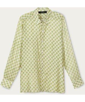 Green Kimana Shirt