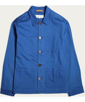 Monaco Blue Station Jacket