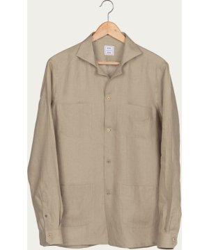 Camicia Ischia Sabbia Shirt
