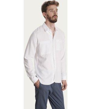 White Farmer Shirt