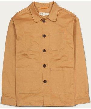 Cashew Cotton Twill Station Jacket