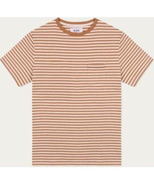 Tan/Ecru Dean T-Shirt