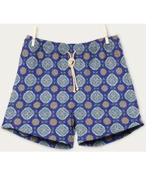 Celeste/Blu Maestrale Swim Shorts