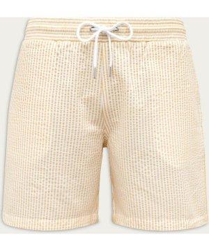 Yellow Classic Originals Swim Shorts