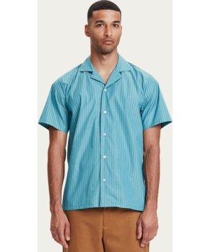 Turquoise Clark Shirt