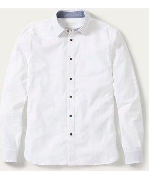 White MIE Chambray Shirt