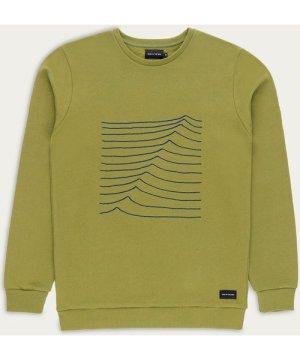 Khaki Swell Sweatshirt
