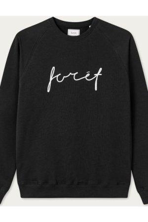 Black Track Sweatshirt
